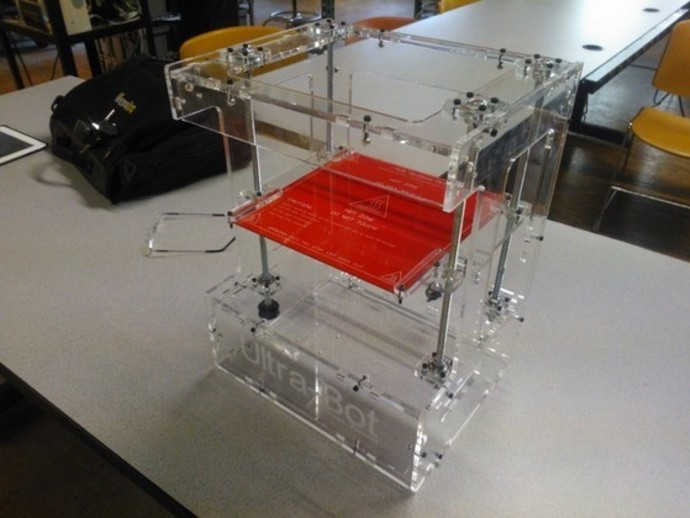 Ultra-Bot 3D打印机