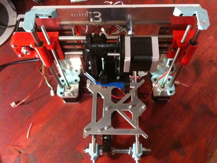 迷你 Prusa i3打印机