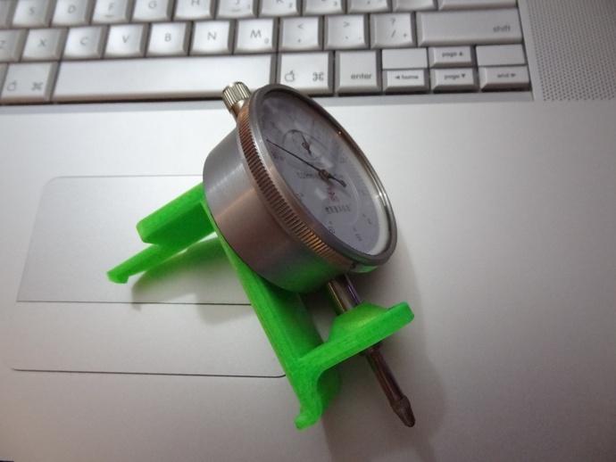 刻度盘指示器支架