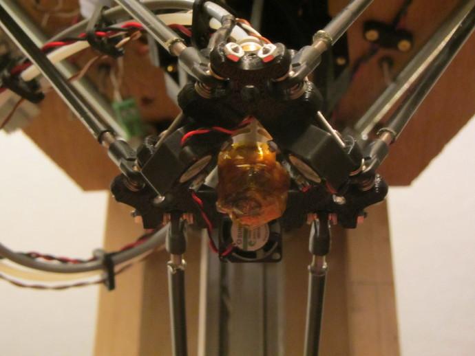 探针头 自动调平器
