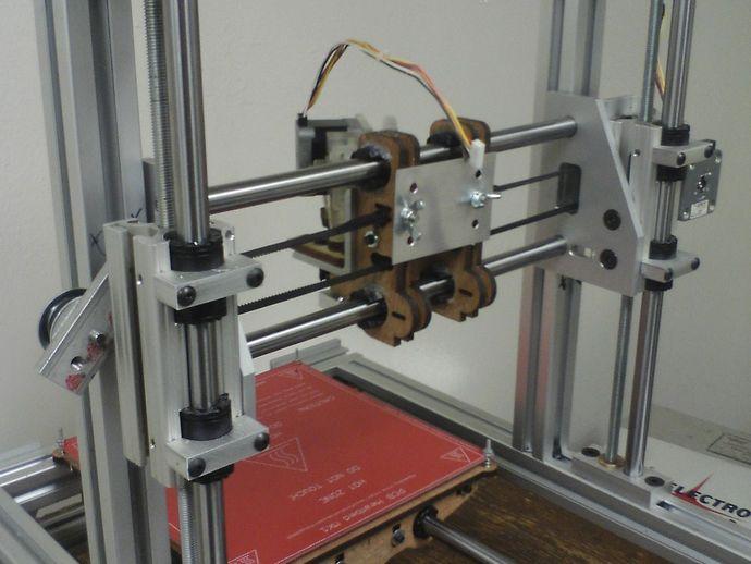 RepStrap打印机