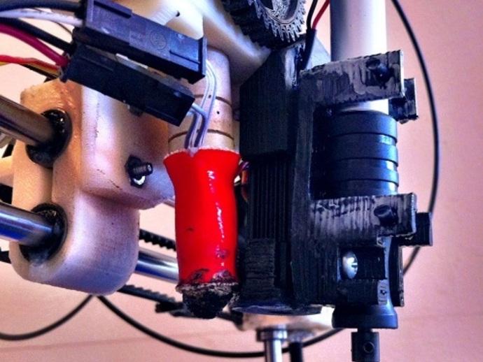 激光切割器支架