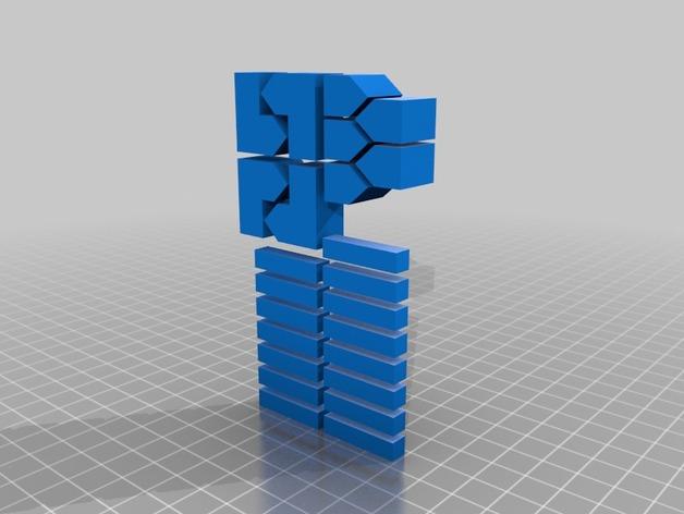 卡坦岛游戏模型 3D打印模型渲染图