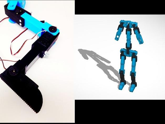 锚链机器人