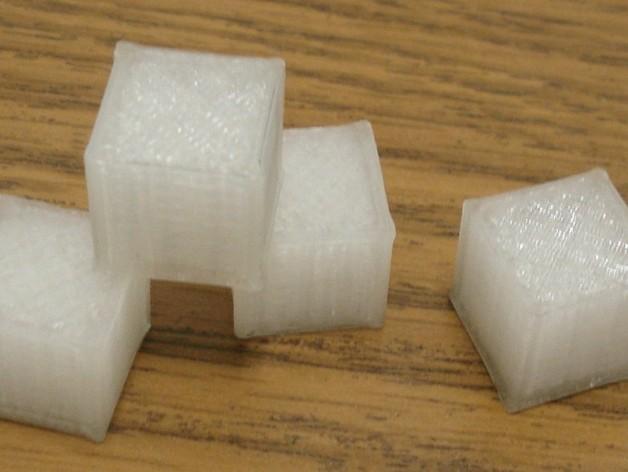 15毫米的方块