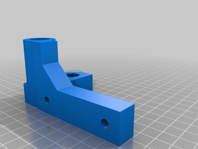 K1-Rap 3D打印机 3D打印模型渲染图