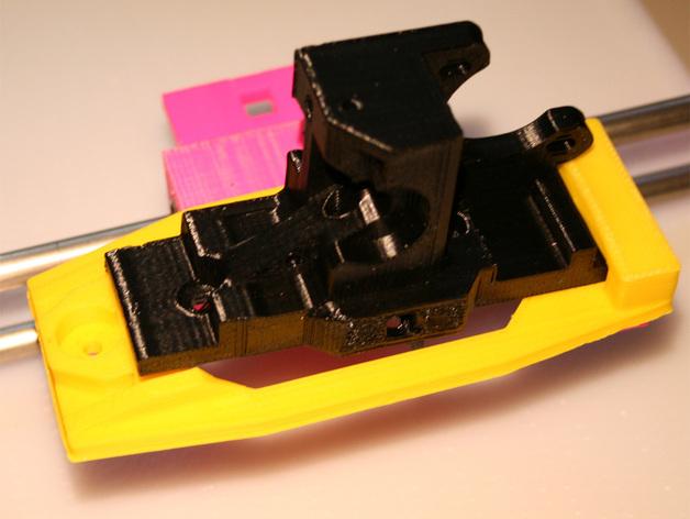 Printrbot 打印机的X轴部件