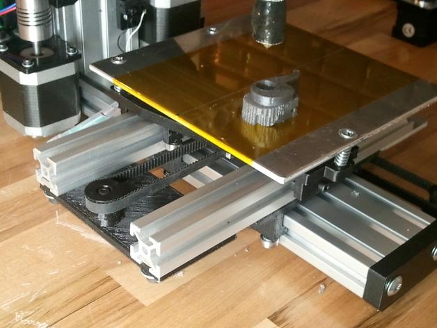 Pocket 打印机 3D打印模型渲染图