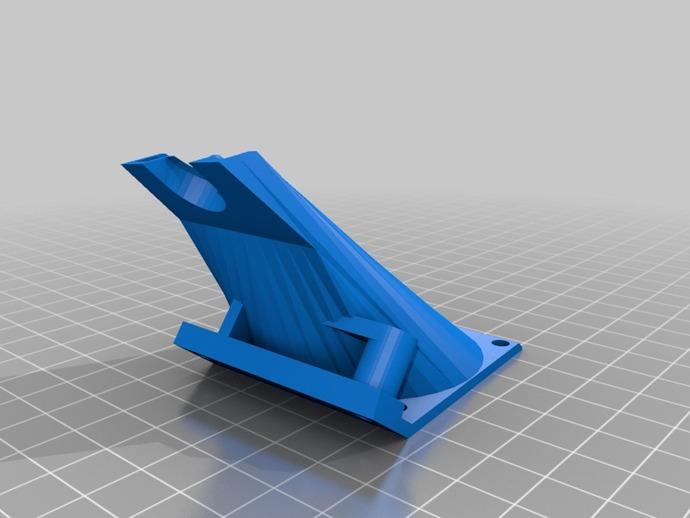 Ultimaker打印机的风扇导管