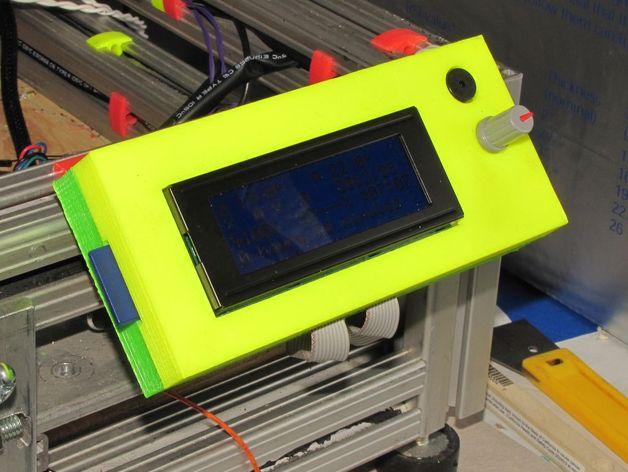 控制器LCD显示屏支架