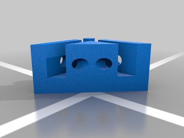 Makerbot 2X打印机底垫