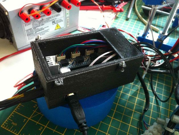 电路板保护罩 风扇