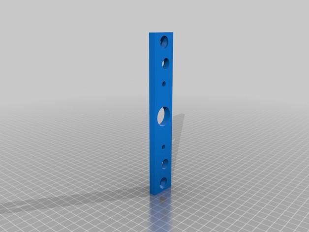 Z轴的部件 3D打印模型渲染图