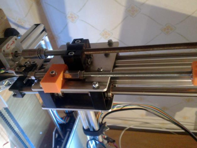 K8200打印机Z轴的开关