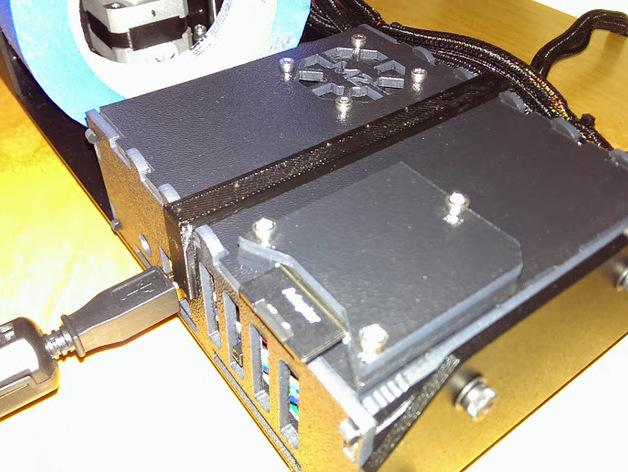 电源/电路板 固定夹