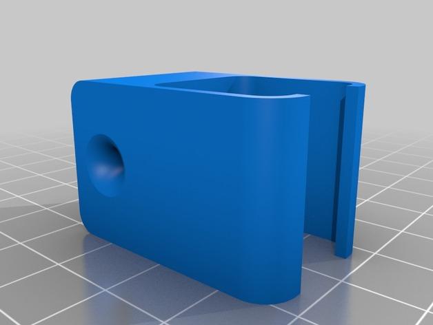 RigidBot打印机的导线器