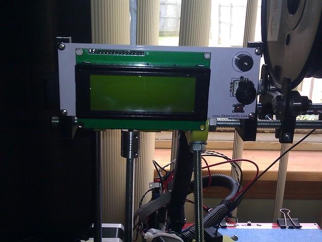 LCD显示屏支架