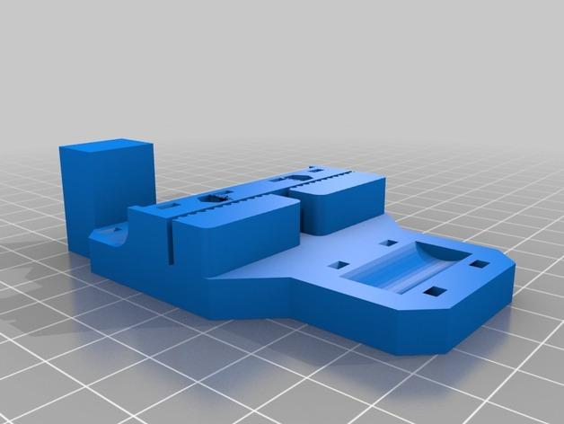 Prusa i3打印机的部件