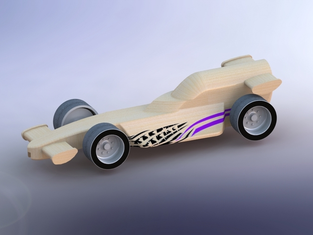 F1赛车模型