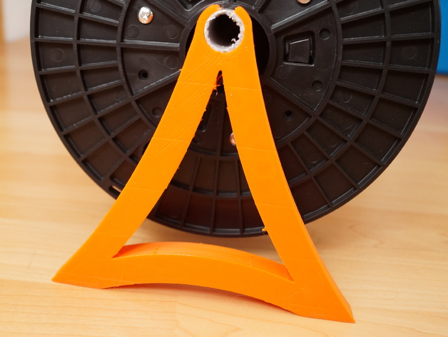线轴支撑器 3D打印模型渲染图