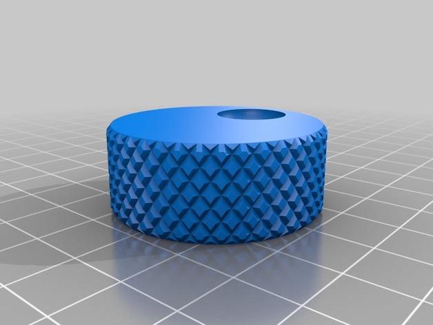 RepRap 打印机的控制器旋钮