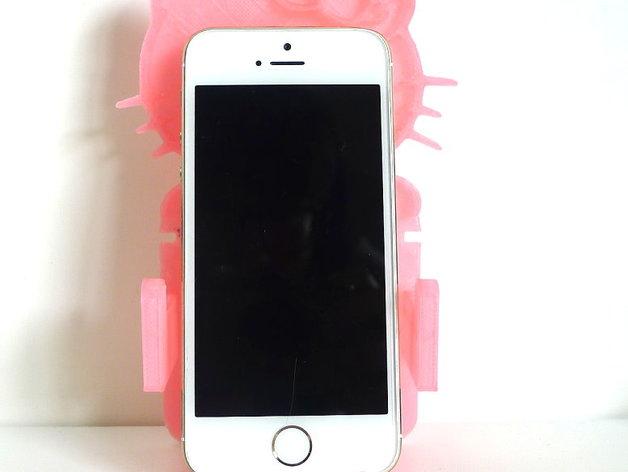 Hello_Kitty手机支架