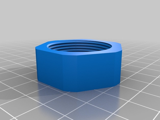 Flashforge 打印机的线轴支架盖帽