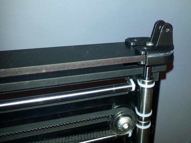 QU-BD Two-Up 打印机的滑轮