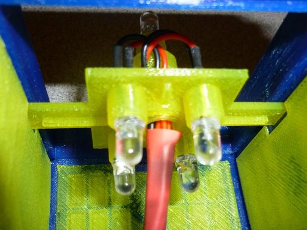 led 灯支架