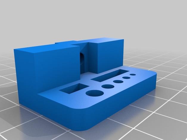 打印机支撑配件