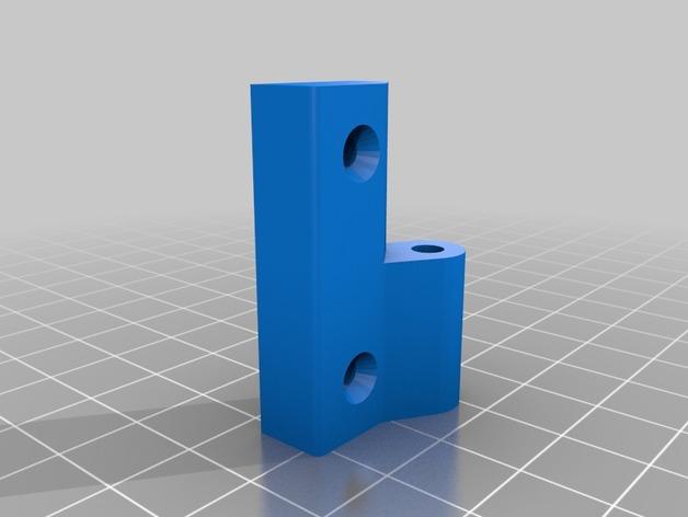 打印机前窗铰链