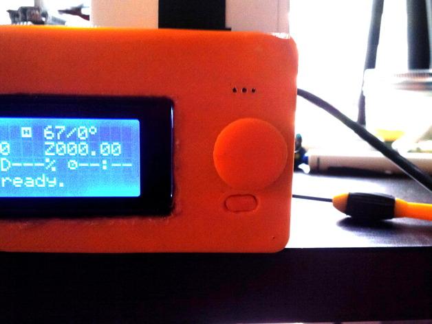 LCD旋钮