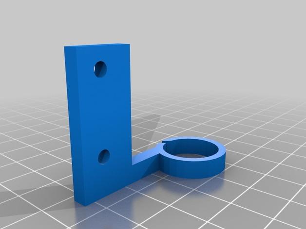 Prusa i3 打印机的线轴导线器 导环