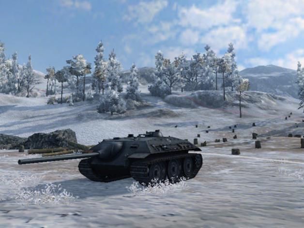 E25驱逐战车