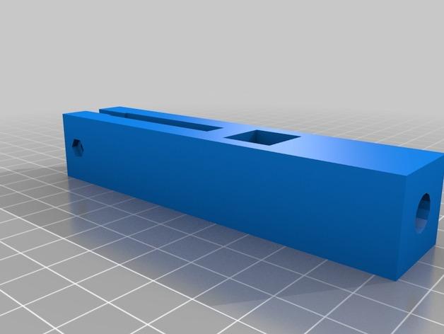 Prusa i3打印机的线轴支撑器