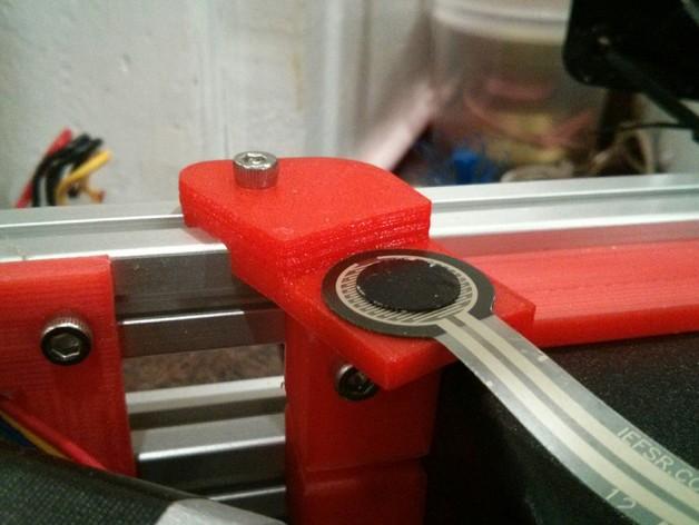Mini Kossel打印机的FSR 固定器