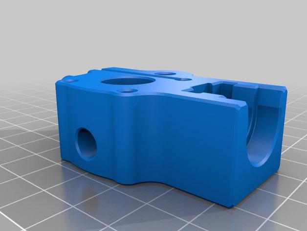 MakerGear M2 打印机的送料器