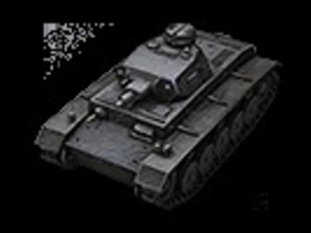 DW II坦克