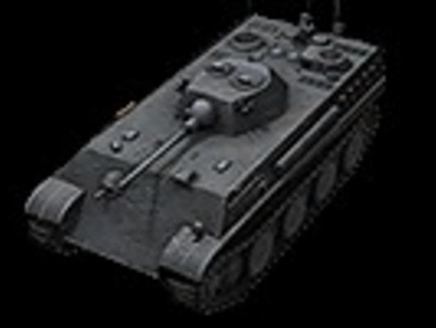 德国7阶轻型坦克 Auf Panther