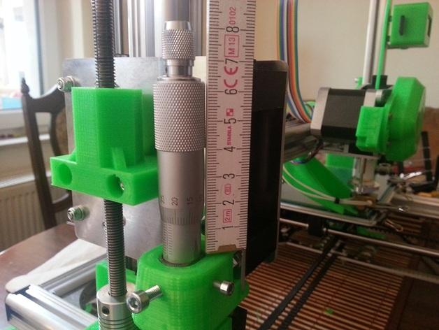 K8200打印机的开关 3D打印模型渲染图