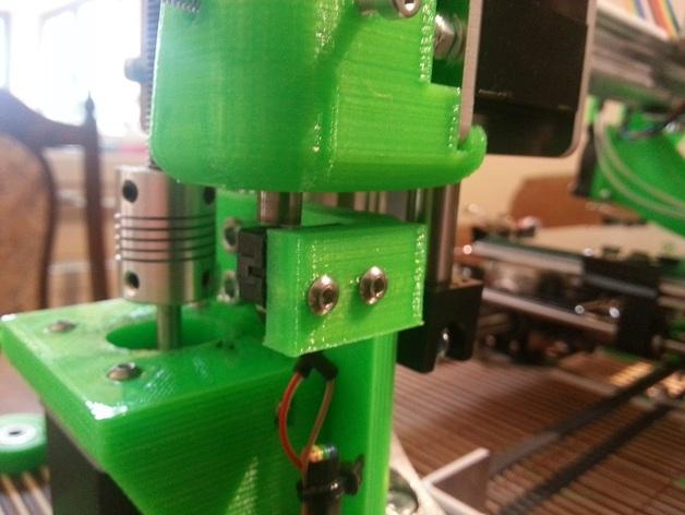 K8200打印机的开关