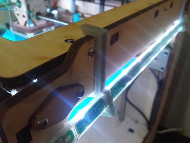 LED灯固定架 框架