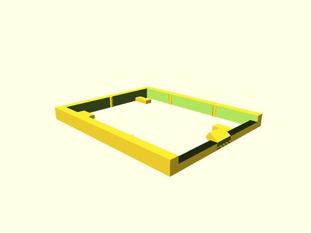 电路板支撑架