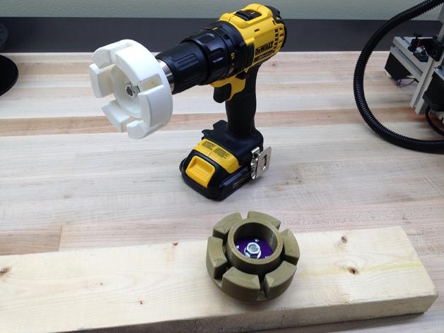 电钻驱动的线材收纳器 卷线器