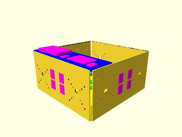Glass Etching 3D打印机