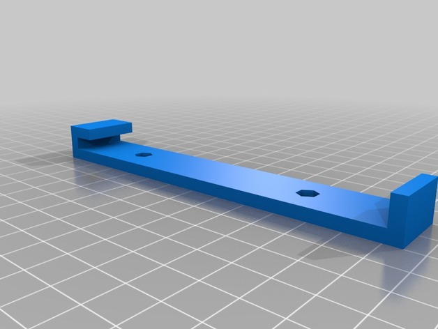 Leapfrog Creatr 打印机的顶部框架