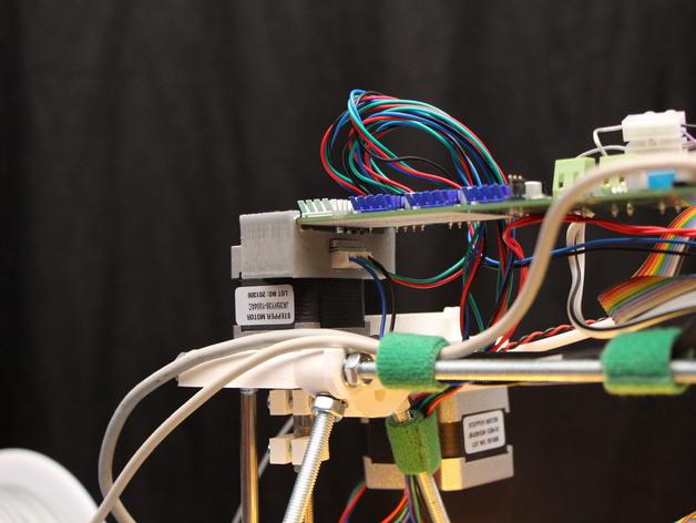 Melzi 电路板支架