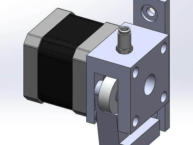 1.75mm线丝 3D打印模型渲染图