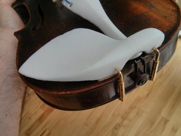 小提琴置物板