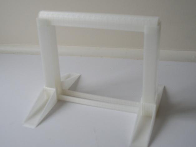 桌面线轴架